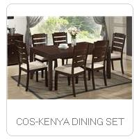 COS-KENYA DINING SET